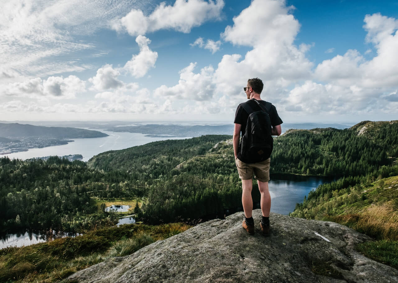 Photo montagnes Québec