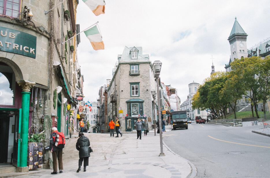 Photo Vieux Québec