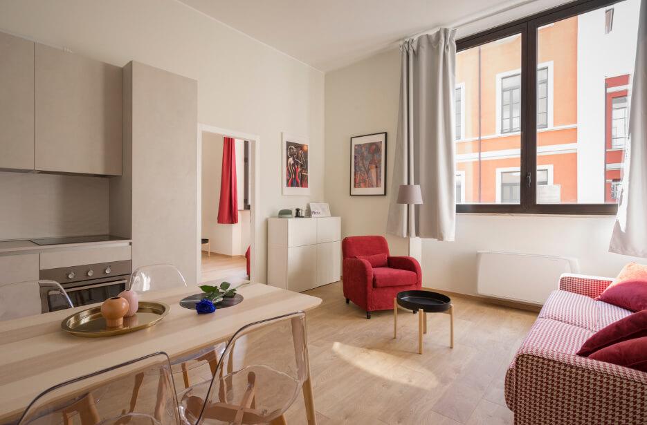 Photo appartement Québec